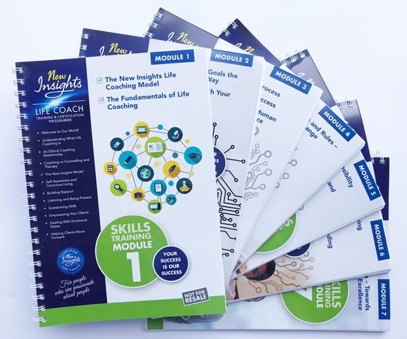 The New Insights skills training modules